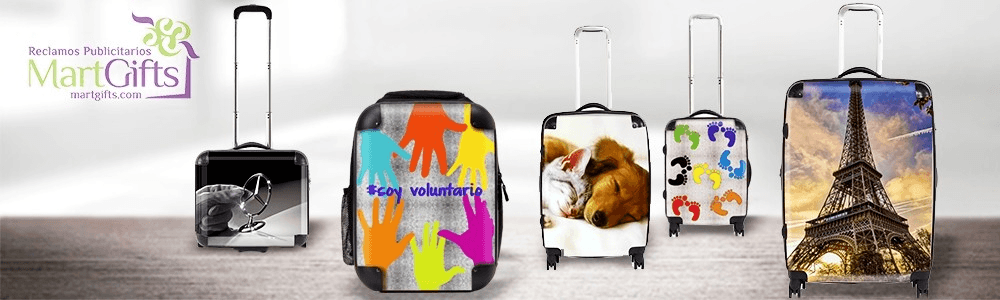 Maletas Viaje Personalizadas con Foto