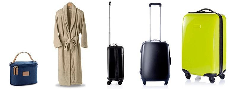 Artículos promocionales para Viajes y Hotel